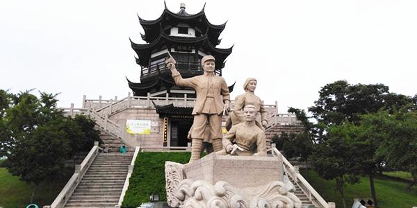 新四军太湖游击队纪念馆7月1号恢复开放