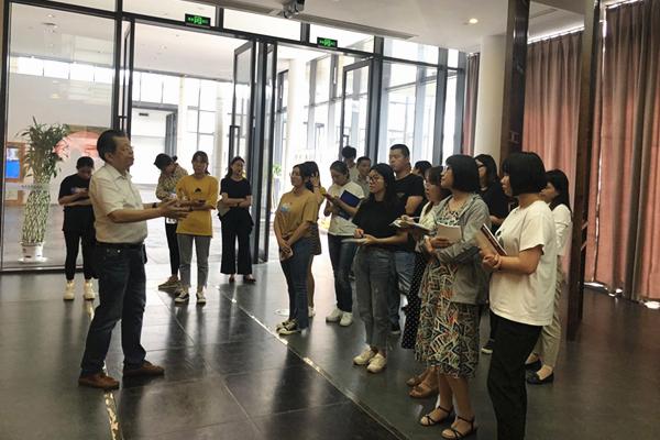 园博公司举办2019太湖园博园导游培训